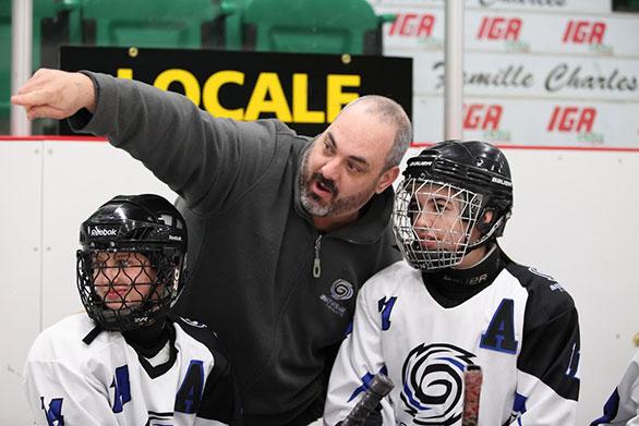 coaching ringette