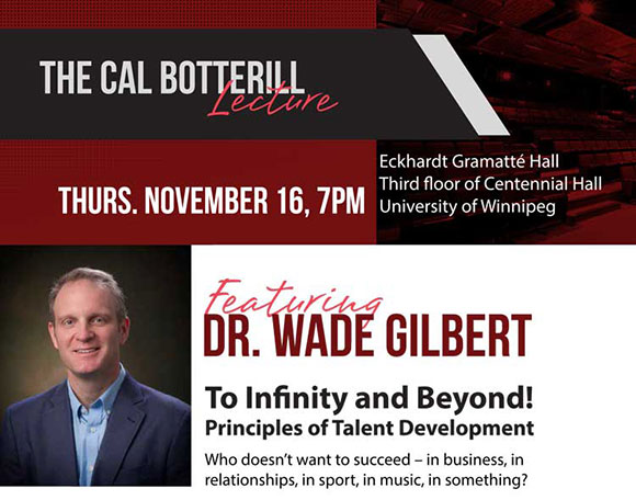 Cal Botteril Lecture Series