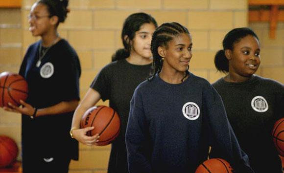 female leaders in sport