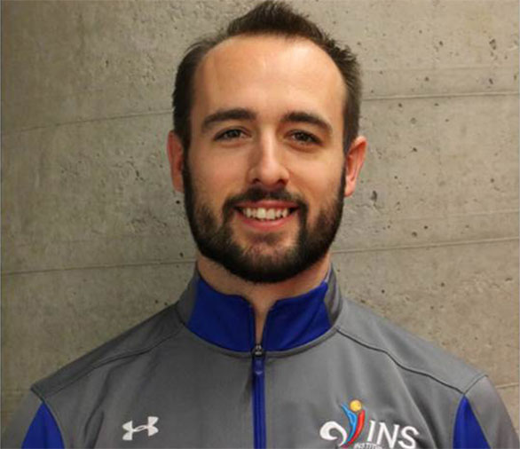 Cory Kennedy - Strength and Conditioning Coach and Sport Scientist at Canada's Olympic Training Centre in Quebec