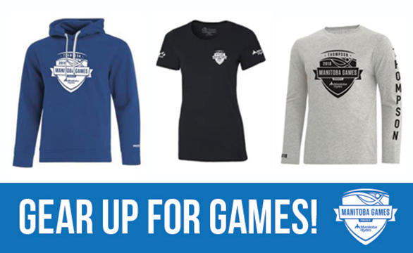 Gear up for the games!