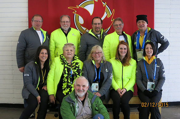 Team Manitoba Mission Staff
