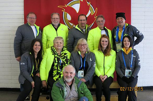 Team Manitoba Mission Staff