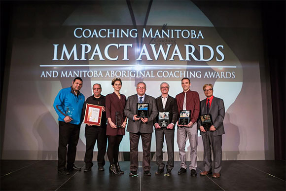 Coaching Manitoba Impact Awards