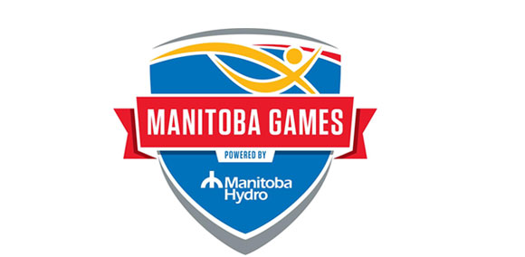 New logo for 2018 Manitoba Winter Games Powered by Manitoba Hydro