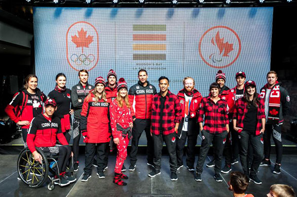 HBC Team Canada Collection